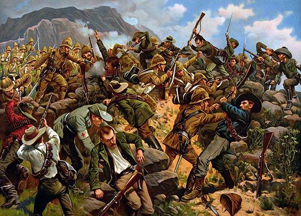 Англо-Бурская война