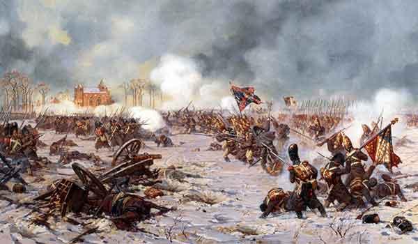 Астро-Прусская война 1866 г.