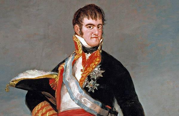 Бурбоны - Фердинанд VII