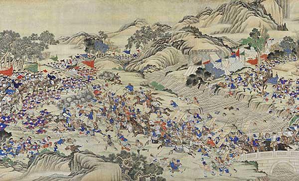 Тайпинское восстание в Китае 19 века