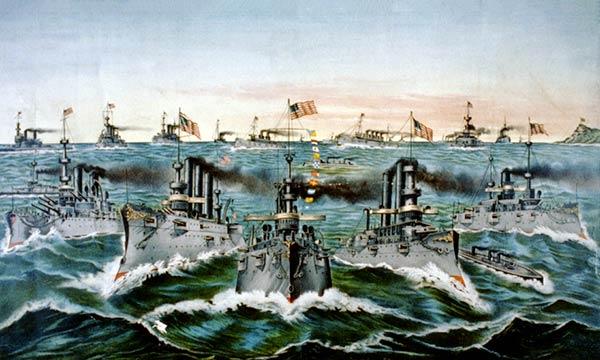 Ипано-Американская война в 19 веке