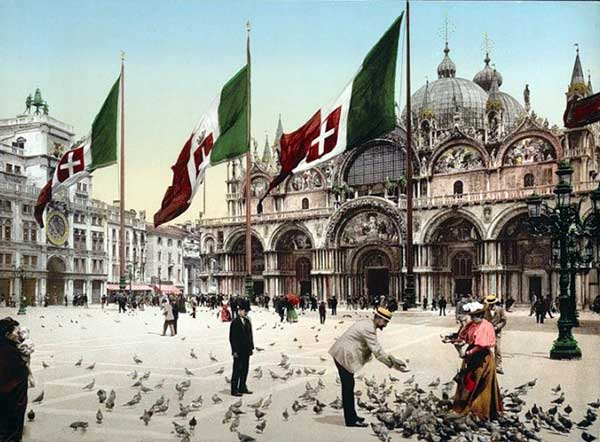 Италия 19 века