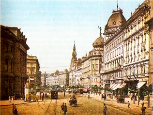 Будапешт 19 век