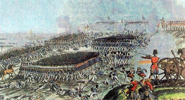 Битва при Ватерлоо 1900 год