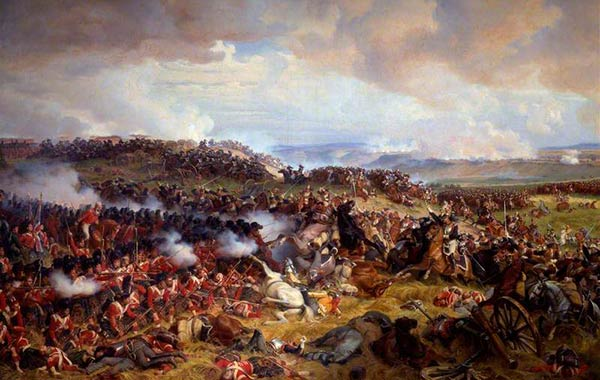Сражение при Ватерлоо